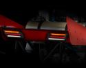 BMS V Twin 800 Platinum 4S Rear Lights
