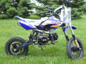 Coolster XR 125 M Main Blue RF