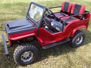 Mini Willys Jeep Main Burgundy LF scaled
