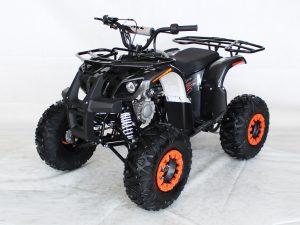 TrailMaster B125 Black scaled