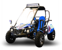 TrailMaster Blazer 200 X Blue LF