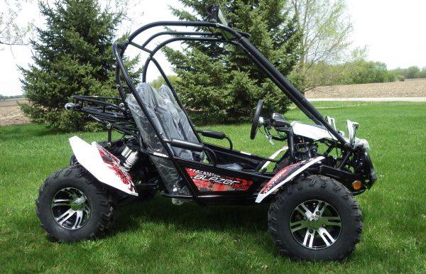 TrailMaster Blazer 200 X Main White Right