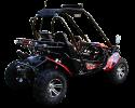 TrailMaster Blazer 200 X Red RR