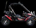 TrailMaster Blazer 200 X Red Right