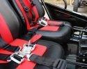 TrailMaster Blazer 200 X Red seats
