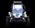 TrailMaster Blazer 200 X White front