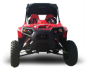 TrailMaster Challenger 200 Red Front