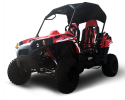 TrailMaster Challenger 200 Red LF