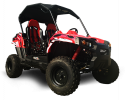 TrailMaster Challenger 200 Red RF