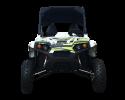 TrailMaster Challenger 200 White Front