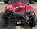 TrailMaster Challenger 200EX Red Hood