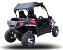 TrailMaster Challenger 200X Black RR