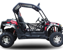 TrailMaster Challenger 200X Black Right