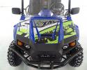 TrailMaster Challenger 200X Blue Front