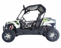 TrailMaster Challenger 200X White Left