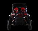 TrailMaster Challenger 300E Black Front