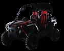 TrailMaster Challenger 300E Black LF