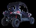 TrailMaster Challenger 300E Black RR