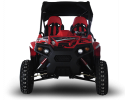 TrailMaster Challenger 300E Red Front