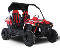 TrailMaster Challenger 300E Red RF
