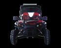 TrailMaster Challenger 300EX Black Front