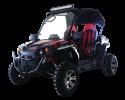 TrailMaster Challenger 300EX Black LF