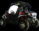 TrailMaster Challenger 300EX Black LR