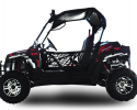 TrailMaster Challenger 300EX Black Left