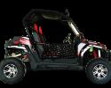 TrailMaster Challenger 300EX Black Right