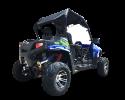 TrailMaster Challenger 300EX Blue RR