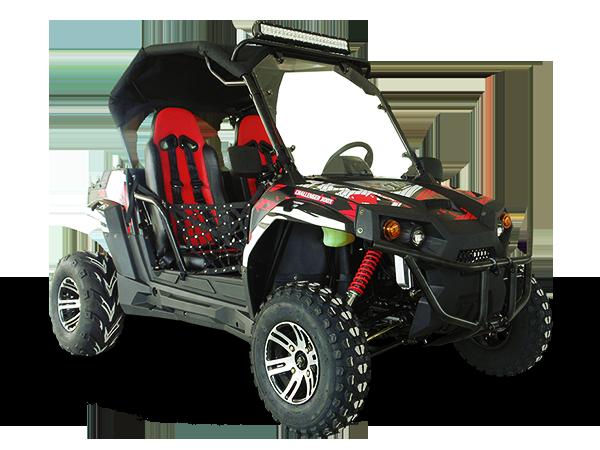 TrailMaster Challenger 300EX Main Black RF
