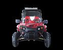 TrailMaster Challenger 300EX Red Front