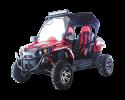 TrailMaster Challenger 300EX Red LF