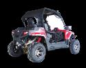 TrailMaster Challenger 300EX Red RR