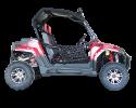 TrailMaster Challenger 300EX Red Right
