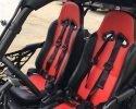 TrailMaster Challenger 300EX Seats