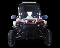 TrailMaster Challenger 300EX White Front