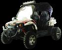 TrailMaster Challenger 300EX White LF
