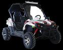 TrailMaster Challenger 300EX White RF