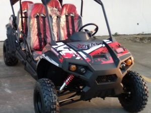 TrailMaster Challenger 4 200 Main Black RF