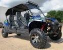 TrailMaster Challenger 4 200X Blue RF