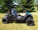 TrailMaster Cheetah 200 EFI Blue Right 3