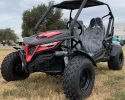 TrailMaster Cheetah 200 EFI Red LF
