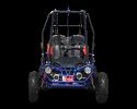 TrailMaster Mini XRX R Blue Front