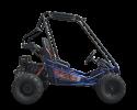 TrailMaster Mini XRX R Blue Right