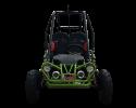 TrailMaster Mini XRX R Green Front