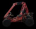 TrailMaster Mini XRX R Red Left