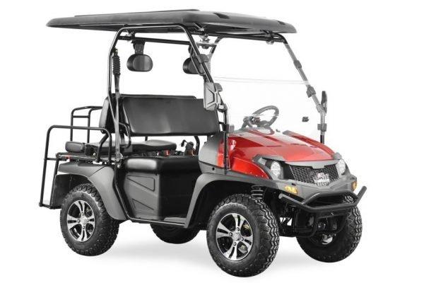TrailMaster Taurus 200GX Red RF