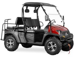 TrailMaster Taurus 450G EFI 4X4 Red RF
