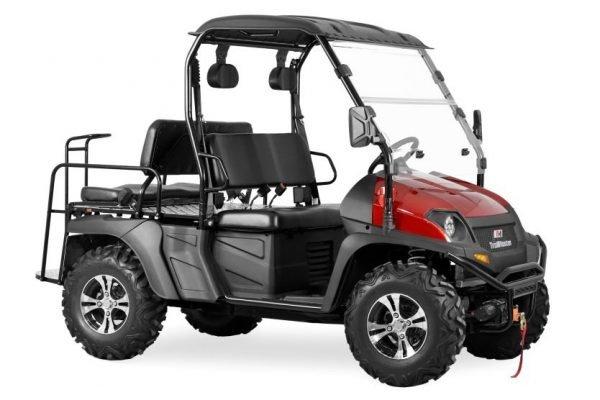 TrailMaster Taurus 450G EFI 4X4 Red RF